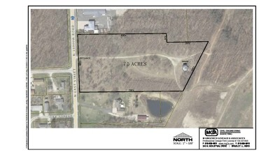 Essex Residential Lots & Land For Sale: 4600 North 16000 W Road