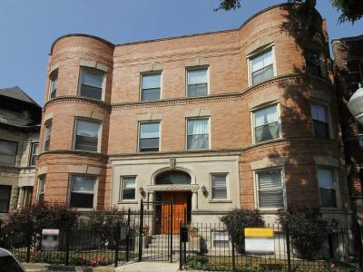 Chicago Condo/Townhouse New: 4318 South Vincennes Avenue #1S