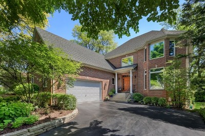 Clarendon Hills Single Family Home New: 271 Woodstock Avenue