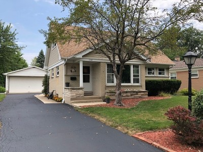 Arlington Heights Single Family Home For Sale: 1514 West Fremont Street