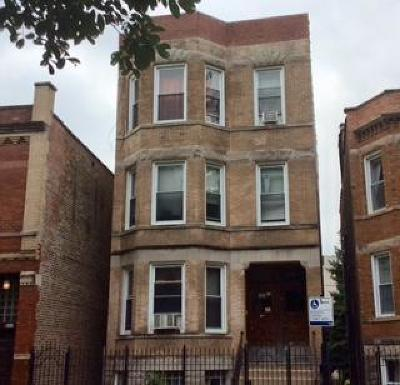Chicago Multi Family Home New: 2503 West Walton Street