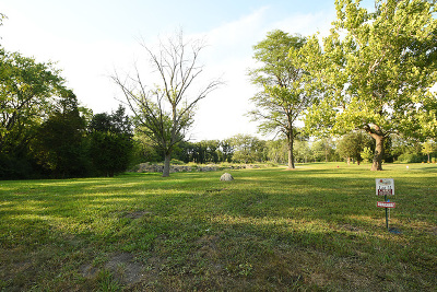 Palos Park Residential Lots & Land For Sale: 12908 South Arbor Court