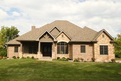 Palos Park Single Family Home New: 12909 South Arbor Court
