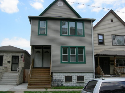 Chicago Multi Family Home New: 630 West 49th Street
