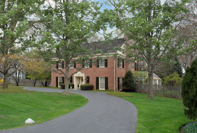 Winnetka Single Family Home For Sale: 111 Apple Tree Road