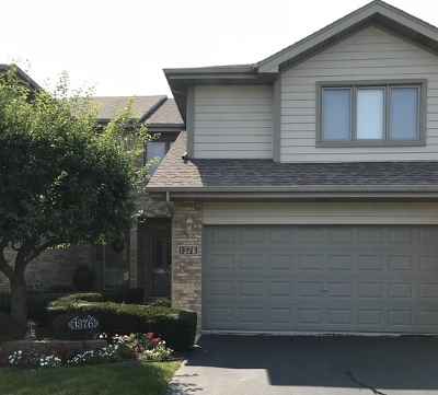 Lemont Condo/Townhouse For Sale: 1376 Baileys Crossing Drive #115