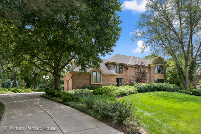 Lisle Single Family Home Price Change: 2237 Hidden Creek Court