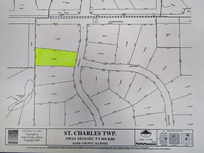 St. Charles Residential Lots & Land For Sale: Lot 34 Foley Lane