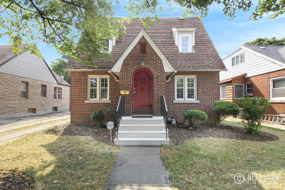 Joliet IL Single Family Home New: $154,900