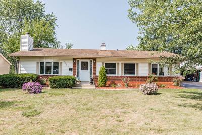 Woodridge Single Family Home New: 7626 Sprucewood Avenue