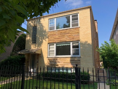 Cook County Multi Family Home New: 5652 North Hermitage Avenue