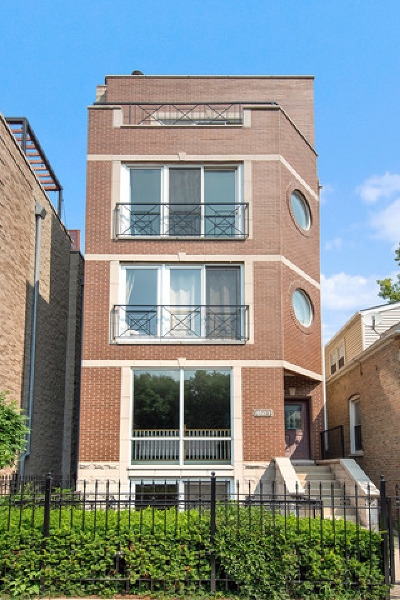 Cook County Condo/Townhouse New: 1654 West Diversey Parkway #1