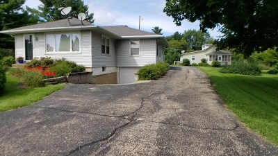 Ogle County Single Family Home New: 3510 West Il Rte 64