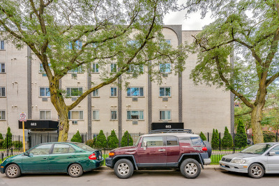 Cook County Condo/Townhouse New: 663 West Grace Street #415