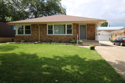 Lombard Single Family Home Contingent: 362 North Lombard Avenue