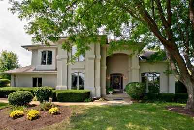 Crystal Lake Single Family Home New: 4220 Belson Lane