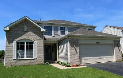 Huntley Single Family Home New: 11905 Blue Bayou Drive