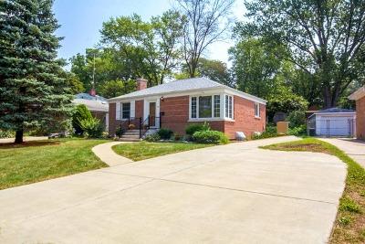 Glen Ellyn Single Family Home New: 565 Glendale Avenue