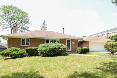Downers Grove Single Family Home For Sale: 5108 Grand Avenue