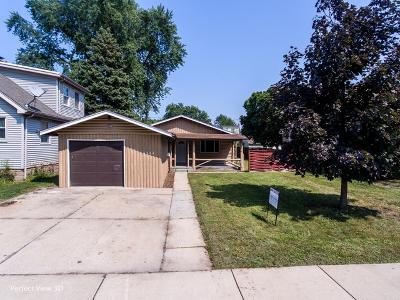 Blue Island  Single Family Home For Sale: 12753 Mozart Street