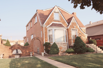 Melrose Park Single Family Home For Sale: 1704 North 24th Avenue
