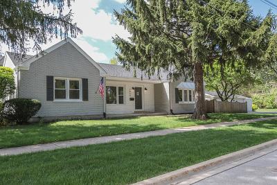 Downers Grove Single Family Home New: 1825 Prairie Avenue
