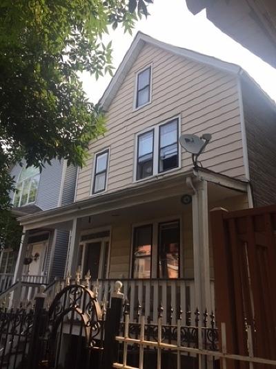 Multi Family Home For Sale: 1821 North Francisco Avenue
