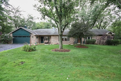 Palos Heights Single Family Home For Sale: 13024 South 79th Avenue