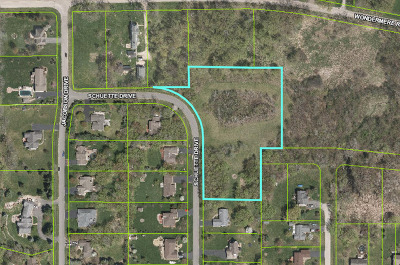 Mc Henry County Residential Lots & Land New: 3910 Schuette Drive