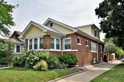Single Family Home For Sale: 5001 North Monticello Avenue