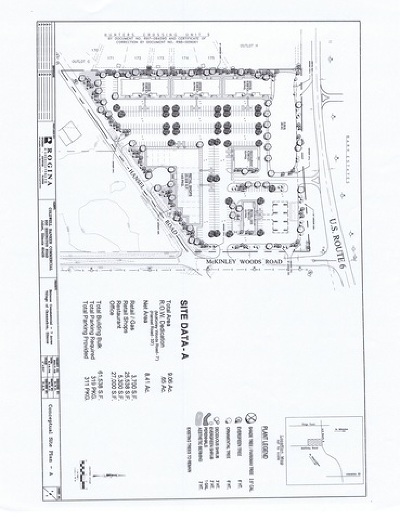 Channahon Residential Lots & Land For Sale: 26601 Route 6