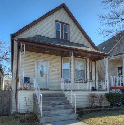 Chicago IL Single Family Home New: $119,500