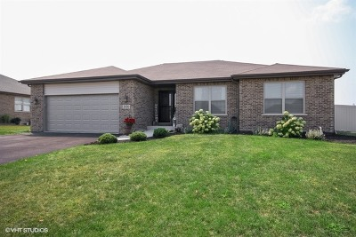 New Lenox Single Family Home New: 2850 Joela Drive