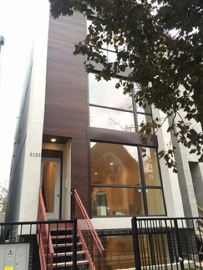 Condo/Townhouse For Sale: 2344 West Belden Avenue #1
