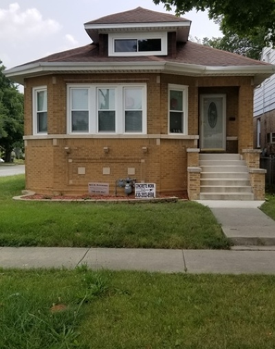 Bellwood Single Family Home For Sale: 319 Bellwood Avenue