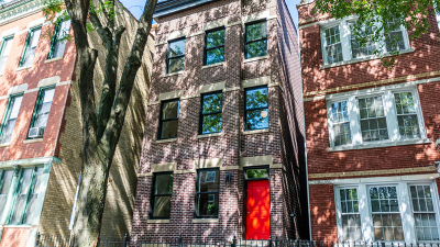 Condo/Townhouse For Sale: 855 North Wolcott Avenue #2