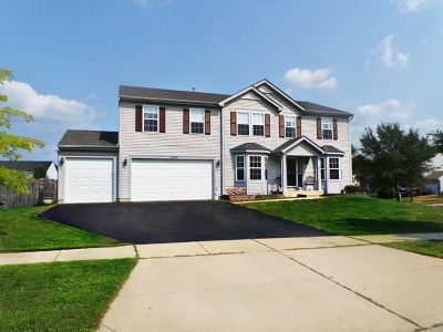 McHenry IL Single Family Home New: $274,900