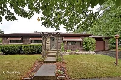 Crystal Lake Single Family Home New: 668 Lee Drive