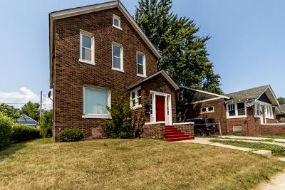 Calumet City Multi Family Home New: 616 Forsythe Avenue