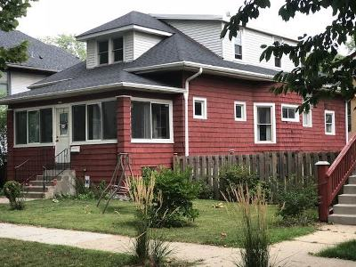 Cook County Single Family Home New: 3427 Clinton Avenue