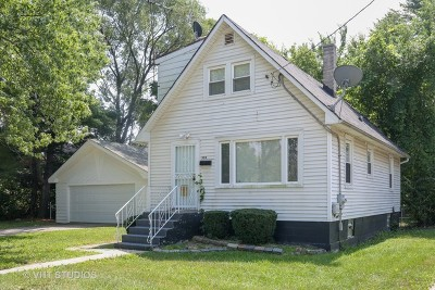 Cook County Single Family Home New: 359 East 146th Street