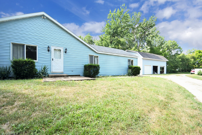 Morris Single Family Home For Sale: 2855 North Dwight Road