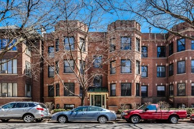 Condo/Townhouse New: 3737 North Pine Grove Avenue #GN