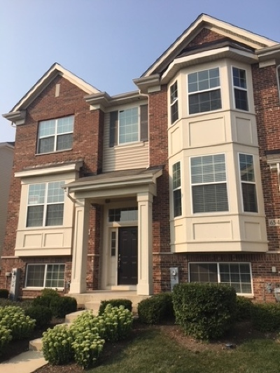 Hanover Park Condo/Townhouse New: 6540 Lilac Boulevard