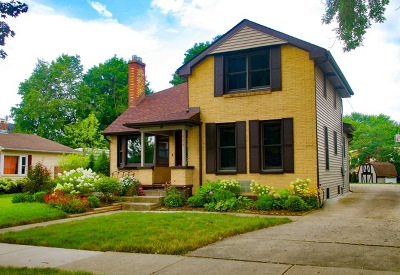 West Dundee Single Family Home New: 624 South 3rd Street