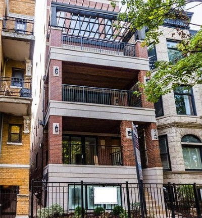 Condo/Townhouse New: 729 West Barry Avenue #1
