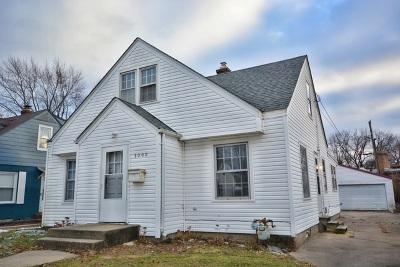 Rockford Single Family Home New: 3008 Knight Avenue