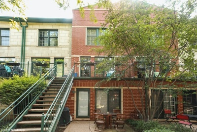 Condo/Townhouse For Sale: 1812 South Dearborn Street #30