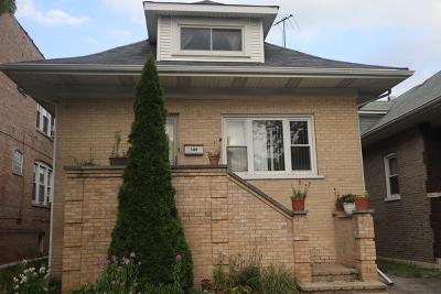 Cicero Single Family Home New: 1309 South Lombard Avenue