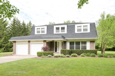 Lake Forest Single Family Home For Sale: 1120 South West Fork Drive